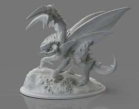 Zergling starcraft 3D print model