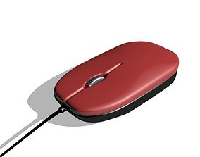 3D computer mouse generic stylish
