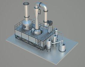 scrubber 3D model