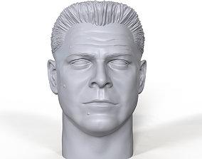 Ronnie Garvin 3D printable portrait