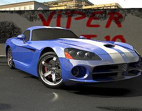 3D Viper SRT