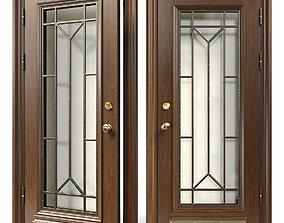 house 3D Entrance door