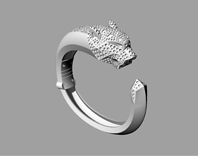 3D printable model Bracelet Cartier Panthere