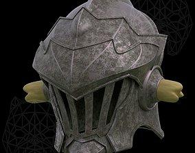 Goblin Slayer 3d printing helmet