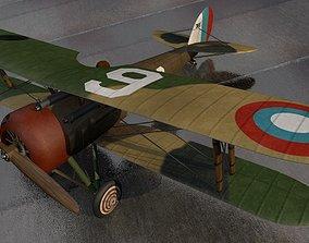 3D model Nieuport-28