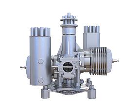 3D Aero Engine