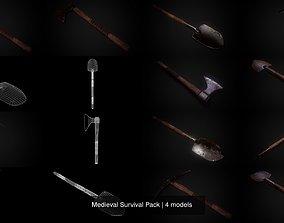 3D Medieval Survival Pack
