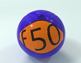 3D model Adidas Performance F50 X-ITE II Soccer
