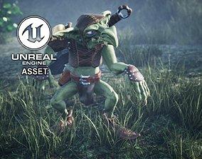 Goblins Light Armored 3D asset