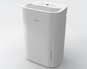 Air-purifier Midea MDDF20DEN7 3D model