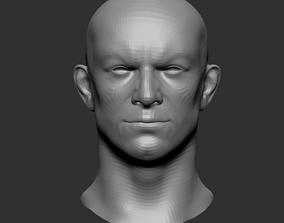 3D model Head anatomy