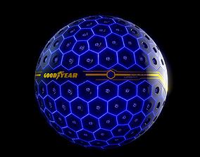 Goodyear Eagle 360 3D