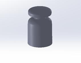 detailed dirham 3D print model