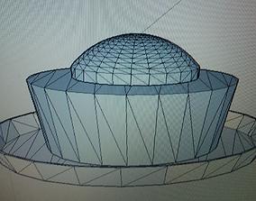 3D printable model Pie in the sky