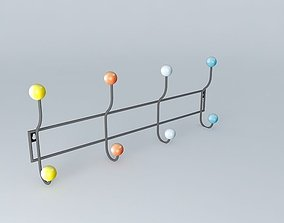WOODY HOOK Maisons du monde 3D model