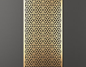 3D model Decorative panel 167
