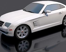 3D asset Chrysler Crossfire