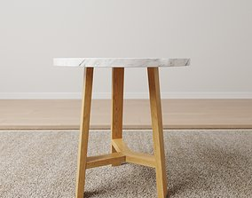 3D model Charles End Table