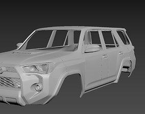 Toyota 4Runner 5 Gen hobby-diy 3D printable model
