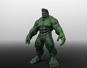 PBR Hulk 3d print fi