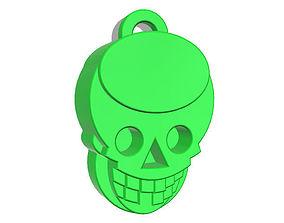 Hanging Skull 3D printable model