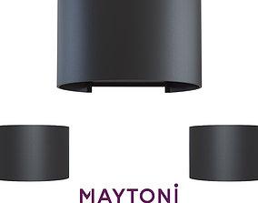 Wall lamp O573WL-L6WMaytoni Outdoor free 3d model