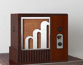 radio 20 am142 3D model