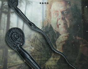 3D printable model Peter Pettigrew Wand