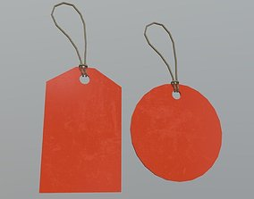 Price Tags 3D model