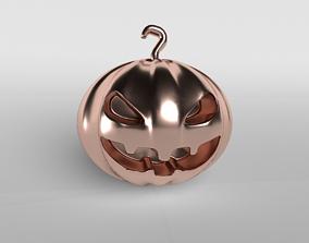 3D model Halloween Pumpkin v1 005