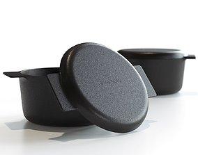 3D model EVA SOLO Nordic Kitchen Pot 6l