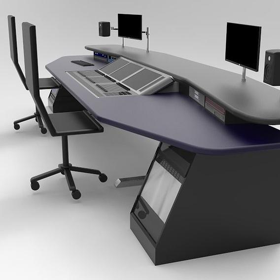 Audio Production Desk