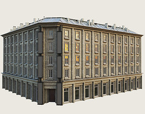 3D model Building Skyscraper City 5
