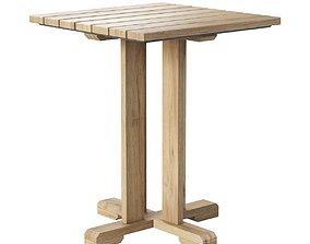 3D model Partajo Table