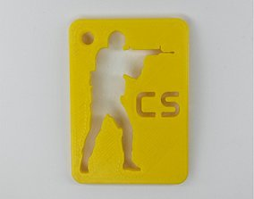 CS - Pendant 3D printable model