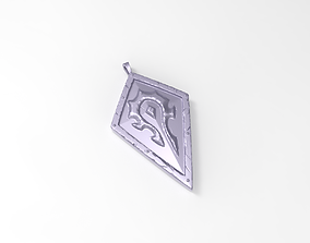 Horde Emblem Pendant Necklace 3D printable model