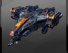 3D model DropShip R35