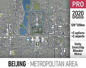 Beijing - full metropolitan area 3D model