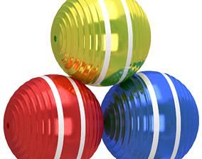 3D model Croquet Ball All Colors