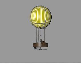 Free Sci-fi Ballon 3D Model