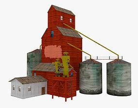 Elevator for corn 3D