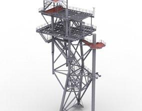 Platform 3D Model picker