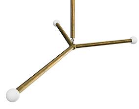 Apparatus Arrow Large Light Fixture 3D