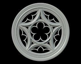 Gothic ornament 3D printable model