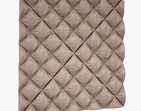 Capitone Wall Panel 002 3D