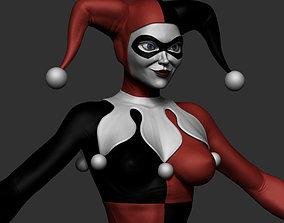 3D model Harley Quinn