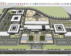 Architecture Sketchup Development 3D