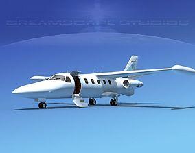 Dreamscape AT-48 Jet Executive V08 3D