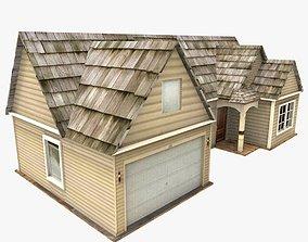 3D model AMERICAN HOUSE