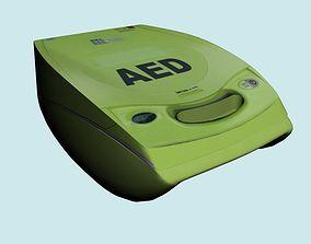 3D AED defibrillator